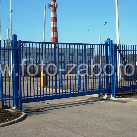 Ворота заводская 27 забор из профнастила можайск калькулятор