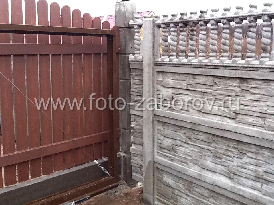Откатные ворота холод цена раздвижных автоматических ворот