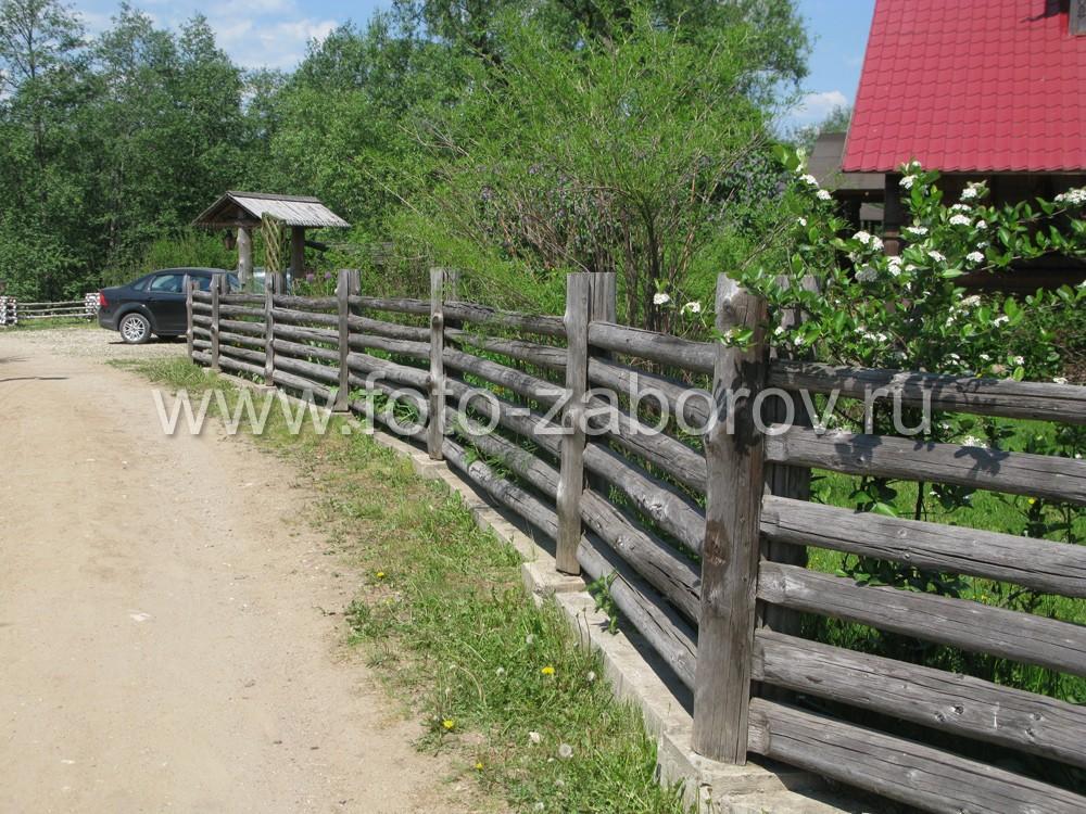 Фото Бревенчатое ранчо