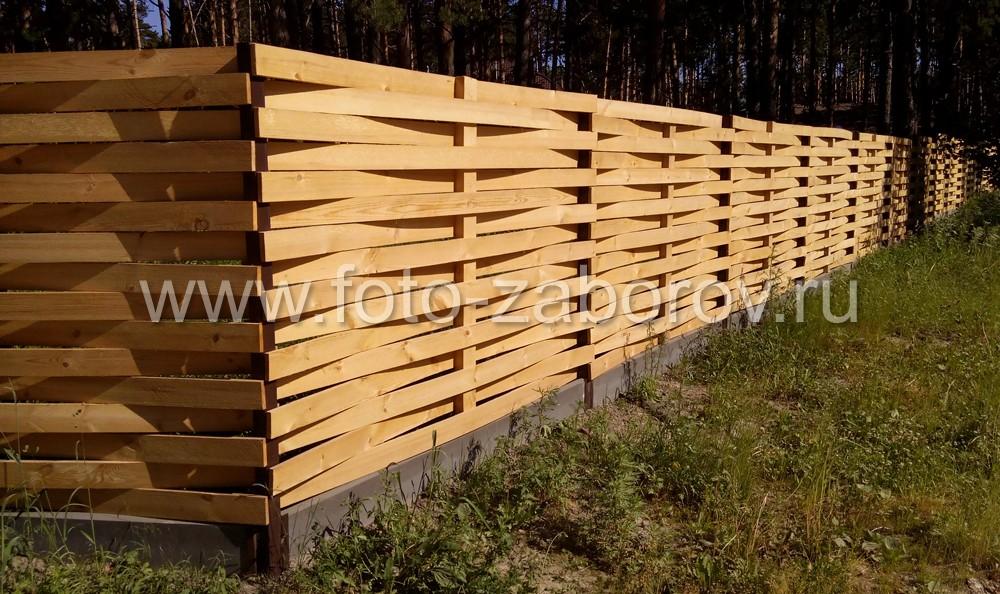 забор плетенка челябинск
