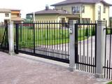 Особенности установки автоматических откатных ворот и аксессуаров к ним