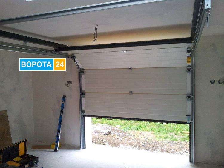 Размеры металлических ворот для гаражей купить гараж в екатеринбурге железный