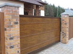 Какие ворота установить во двор - сравнительная характеристика ворот различных к...