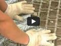 Как оградить свои 6 соток забором из сетки-рабицы