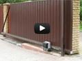 Откатные (сдвижные) ворота Механол (Mehanol)